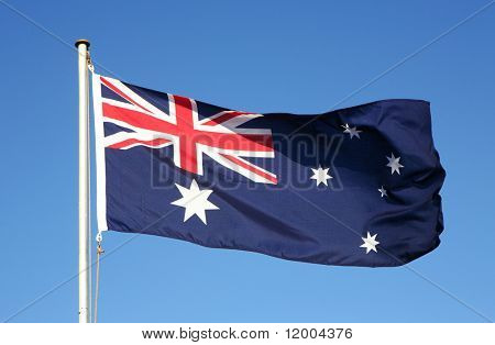 The Aussie Flag