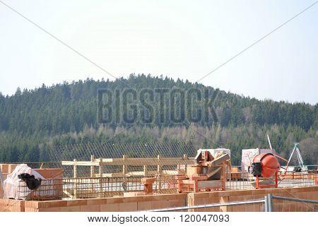 Construction Site Construction