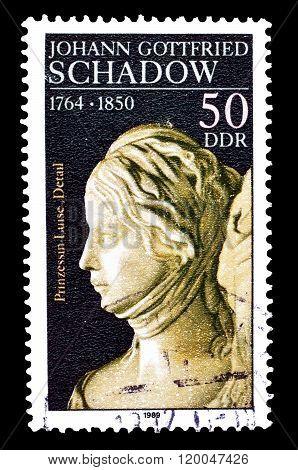 German Democratic Republic 1989