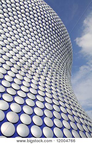 Shopping mall, Birmingham, West Midlands