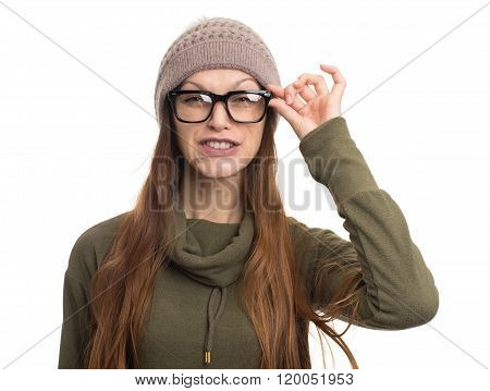 Nerd Woman