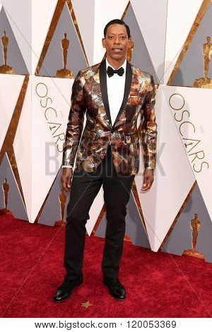 LOS ANGELES - FEB 28:  Orlando Jones at the 88th Annual Academy Awards - Arrivals at the Dolby Theater on February 28, 2016 in Los Angeles, CA