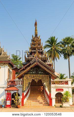 Wat Sri Chum Temple