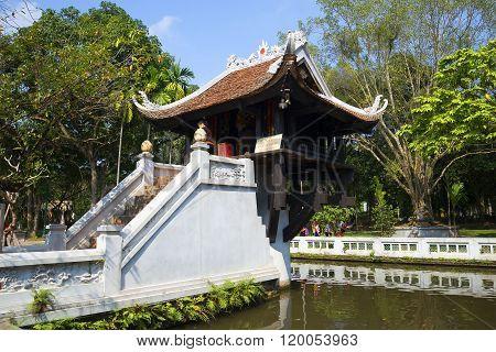 Ancient Buddhist temple