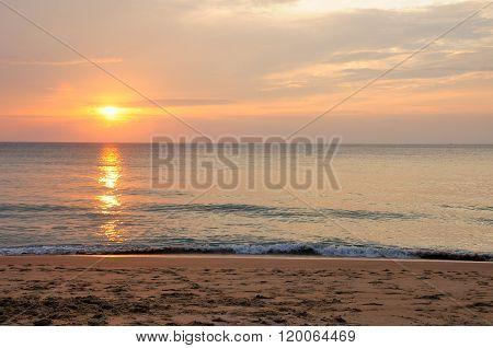 Phuket Thailand sunset