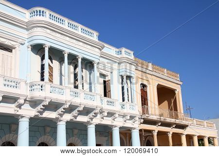 Cuban Colonial Architecture