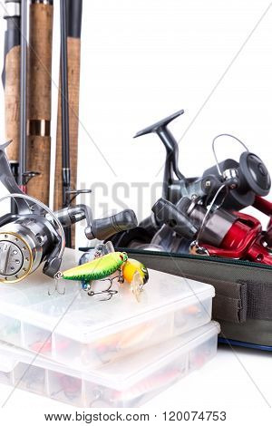 Outdoor Fishing Tackles And Baits