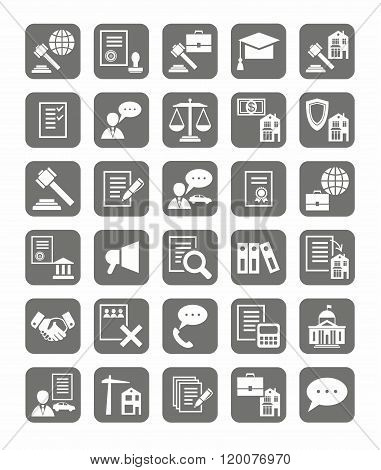 Legal Services, The Icons, Mo...