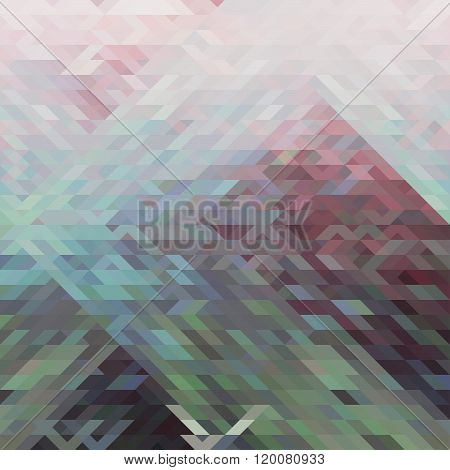Abstract red-green background