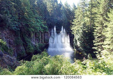 Ross waterfall
