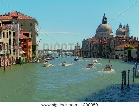 Venice: La Salute From Rialto