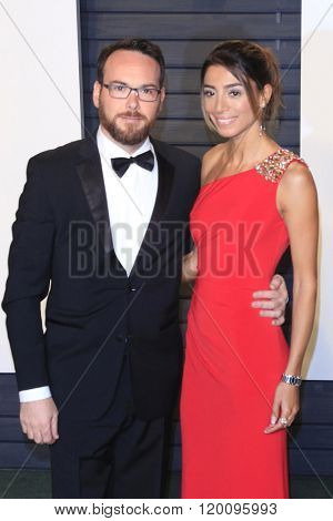 BEVERLY HILLS - FEB 28: Dana Brunetti at the 2016 Vanity Fair Oscar Party on February 28, 2016 in Beverly Hills, California