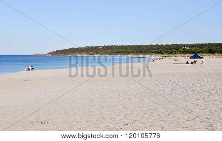 Bunker Bay Beach: Relaxation