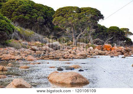 Rocky Bunker Bay, Western Australia