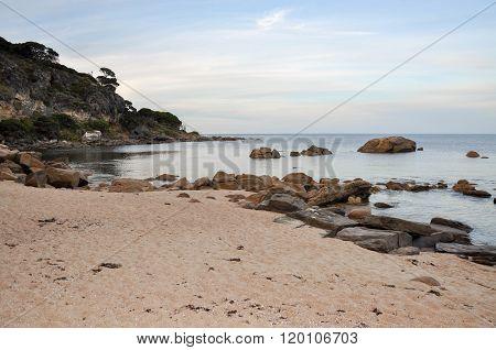 Peaceful Shelley Cove: Western Australia