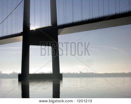 Sunny Day Under The Bridge