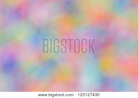 colorful (Multi-Color) blur bokeh use for background