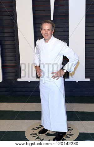 LOS ANGELES - FEB 28:  Thomas Keller at the 2016 Vanity Fair Oscar Party at the Wallis Annenberg Center for the Performing Arts on February 28, 2016 in Beverly Hills, CA