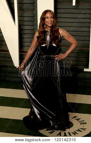 LOS ANGELES - FEB 28:  Beverly Johnson at the 2016 Vanity Fair Oscar Party at the Wallis Annenberg Center for the Performing Arts on February 28, 2016 in Beverly Hills, CA