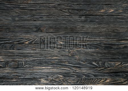 dark wooden planks background as a text space