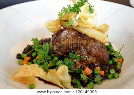Delicious Lamb Dish