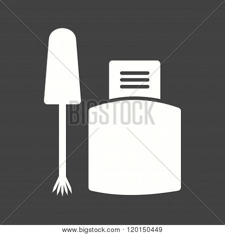 Ink, pen, remove icon vector image. Can also be used for stationery. Suitable for use on web apps, mobile apps and print media.