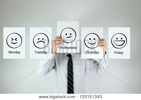 Weekly Work Emotion