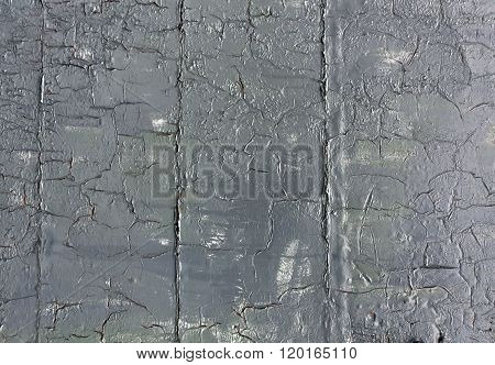 Grey Weathered Metal Wall Texture.