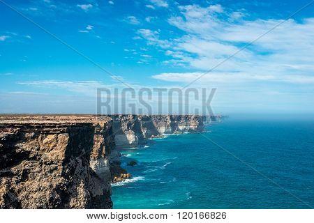 Cliff Coastline