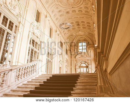 Palazzo Madama, Turin Vintage