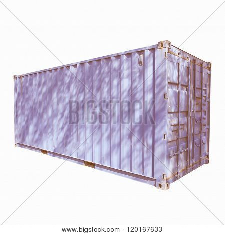 Shipping Container Vintage
