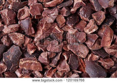Cacao Nibs, Close Up