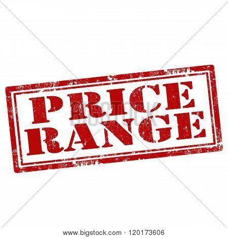 Price Range-stamp