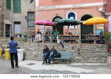 Italy Gelateria