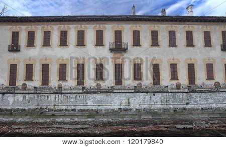 Villa Gaia, Robecco Sul  Naviglio, Italy