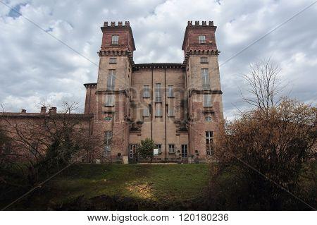 Archinto Palace, Robecco Sul  Naviglio, Italy
