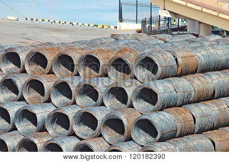 Steel Wire Roll