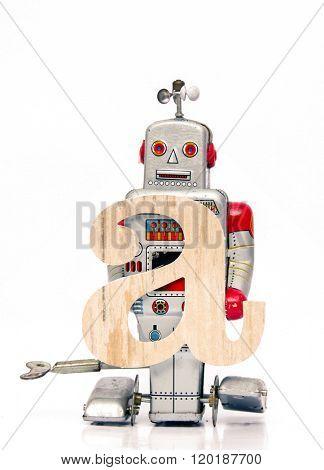 robot latter a