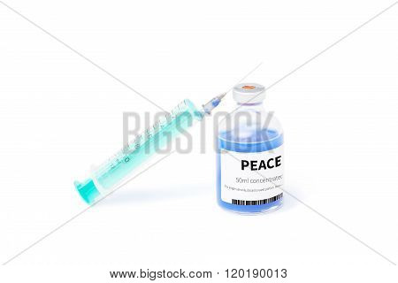Alternative Medication for Peace