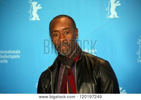 Director Don Cheadle attends the 'Miles Ahead' photo call during the 66th Berlinale International Film Festival Berlin at Grand Hyatt Hotel on February 18, 2016 in Berlin, Germany.