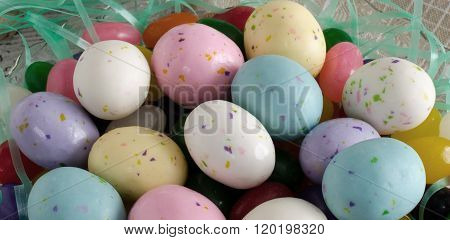 Speckled Easter Malted Milk Eggs