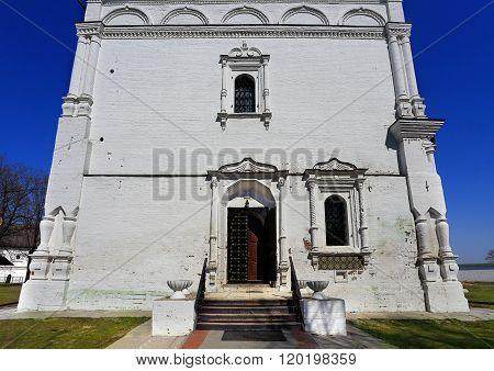 Ancient Church In Ryazan