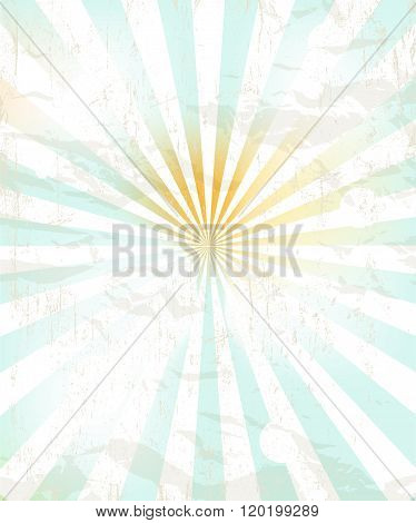 Abstract sunny background.
