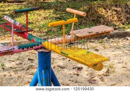 Playground Equipment The Carousel