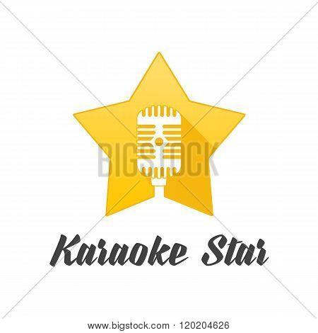 Logo star karaoke.