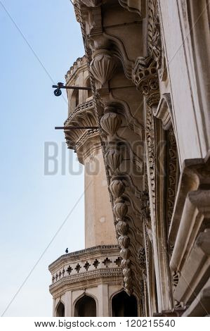 Mughal architecture, charminar hyderabad