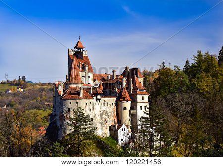 Castle of Bran, Romania
