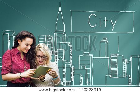 College Student Education Knowledge Study Young Concept
