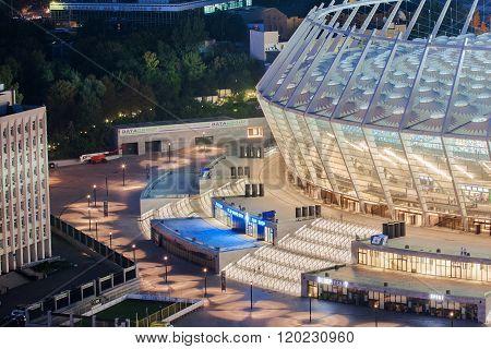 Olimpiyskiy Stadium