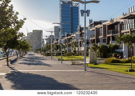 Docklands Promenade